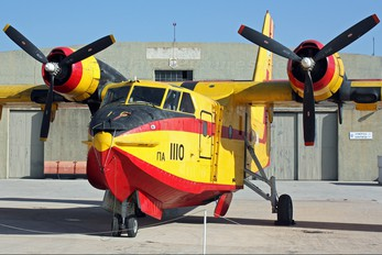 1110 - Greece - Hellenic Air Force Canadair CL-215