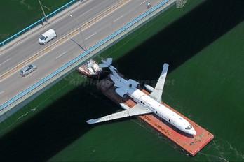 LZ-BTJ - Balkan Tupolev Tu-154B