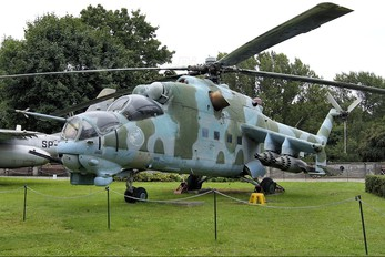 013 - Poland - Air Force Mil Mi-24D