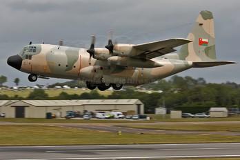 502 - Oman - Air Force Lockheed C-130H Hercules
