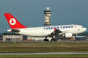 TC-JCZ - Turkish Cargo Airbus A310F