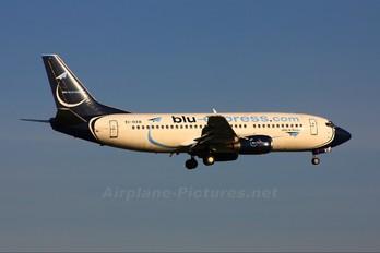 EI-DXB - Blu Express Boeing 737-300