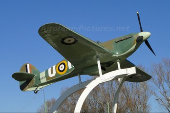 P3854 - Royal Air Force Hawker Hurricane (replica)