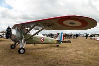 D-EZOR - Private Morane Saulnier MS.317