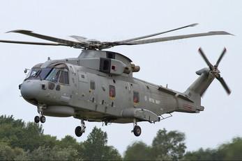 ZH832 - Royal Navy Agusta Westland AW101 111 Merlin HM.1