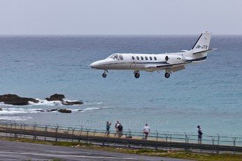 J8-JTS - Private Cessna 550 Citation Bravo
