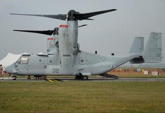 168021 - USA - Marine Corps Bell-Boeing V-22 Osprey