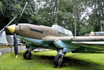 - - Museum of Polish Army Ilyushin Il-2 Sturmovik