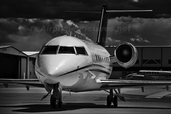 N643CR - Private Canadair CL-600 Challenger 600 series