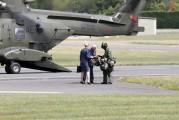 ZJ998 - Royal Air Force Agusta Westland AW101 411 Merlin HC.3 aircraft
