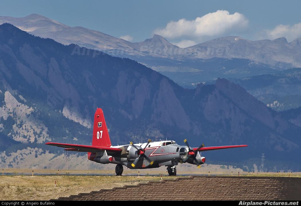 Neptune Aviation Services N807NA aircraft at Rocky Mountain Metropolitan