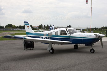 D-ELET - Private Piper PA-32 Saratoga