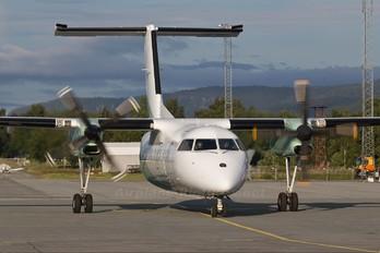 LN-WIT - Widerøe de Havilland Canada DHC-8-100 Dash 8