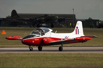 G-BWSG - Private BAC Jet Provost T.5A