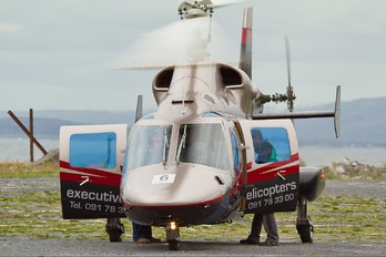 EI-ZZZ - Executive Helicopters Bell 222