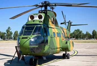 99 - Romania - Air Force IAR Industria Aeronautică Română IAR 330 Puma