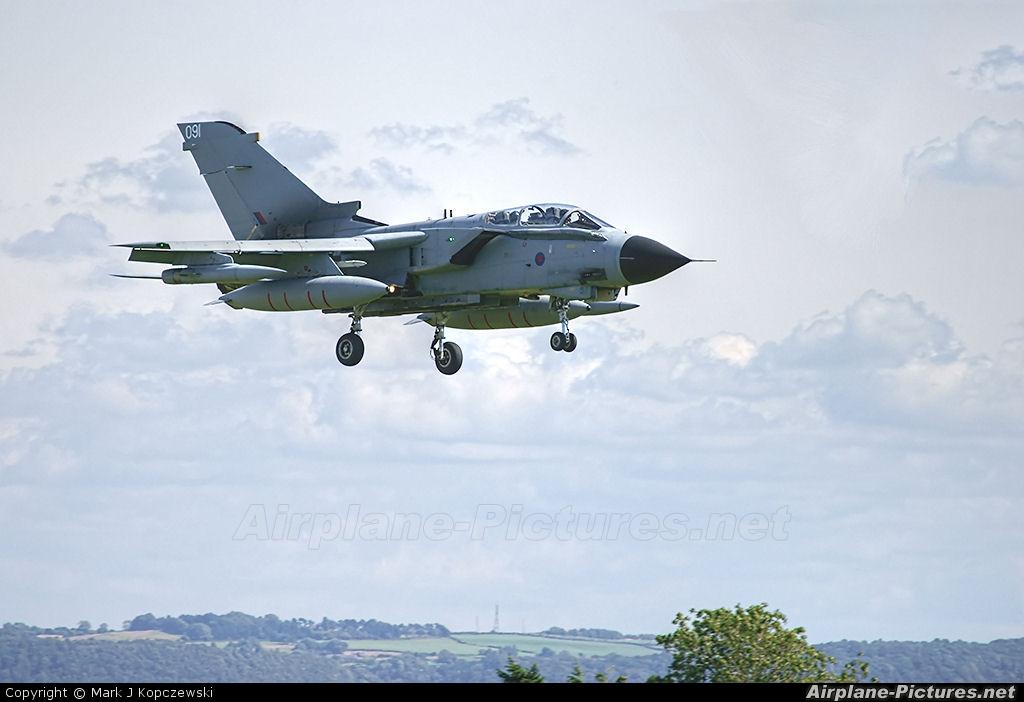 Royal Air Force ZD743 aircraft at Liverpool