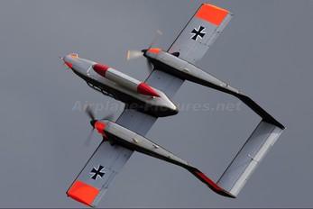 G-BZGK - Invicta Aviation North American OV-10 Bronco