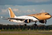 A9C-AC - Gulf Air Airbus A320 aircraft