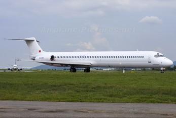 ZA-ARD - BelleAir McDonnell Douglas MD-82