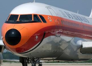N742PS - US Airways Airbus A319