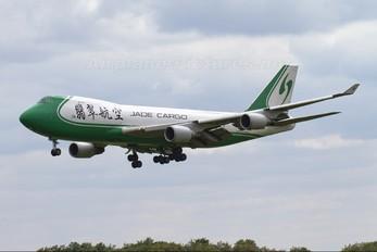 B-2423 - Jade Cargo Boeing 747-400F, ERF