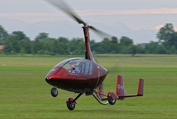 D-MTAO - Private AutoGyro Europe Calidus