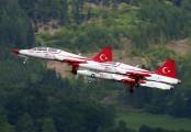 - - Turkey - Air Force : Turkish Stars Canadair NF-5A aircraft