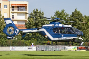 F-MJDI - France - Gendarmerie Eurocopter EC135 (all models)