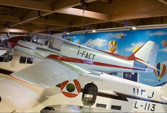 I-FACT - Private Caproni Trento F-5 Palas