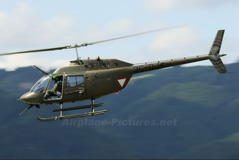 3C-OJ - Austria - Air Force Bell OH-58B Kiowa