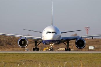 EI-UNU - Transaero Airlines Boeing 777-200ER