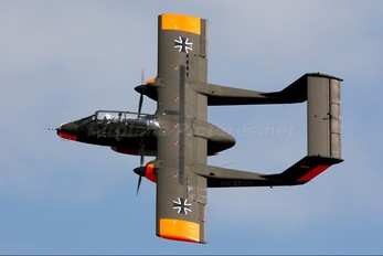 G-BZGK - Invicta Aviation North American OV-10 Bronco