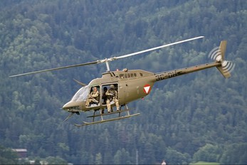 3C-OH - Austria - Air Force Bell OH-58B Kiowa