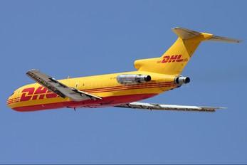 HZ-SNC - DHL Cargo Boeing 727-200F (Adv)