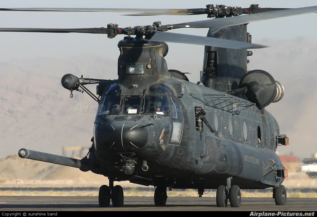 USA - Army - aircraft at Kabul