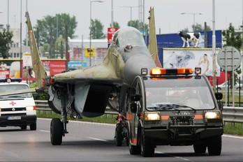 9308 - Slovakia -  Air Force Mikoyan-Gurevich MiG-29A