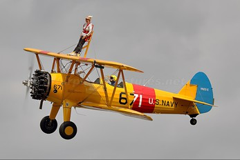 G-CGPY - Private Boeing Stearman, Kaydet (all models)