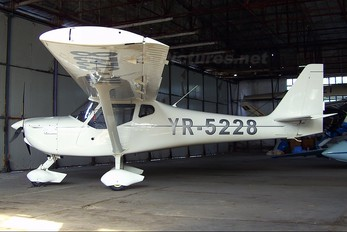 YR-5228 - Private FK Lightplanes FK9 Mk IV