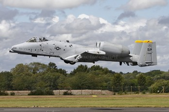 82-0649 - USA - Air Force Fairchild A-10 Thunderbolt II