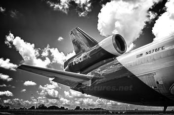 N578FE - FedEx Federal Express McDonnell Douglas MD-11F