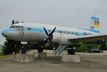 DM-ZZB - Interflug Ilyushin Il-14 (all models)