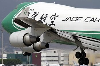 B-2422 - Jade Cargo Boeing 747-400F, ERF