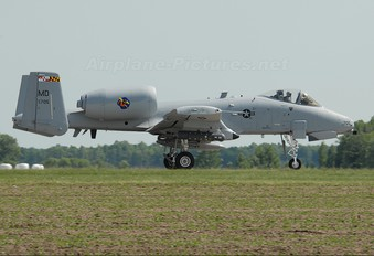 78-0705 - USA - Air Force Fairchild A-10 Thunderbolt II (all models)