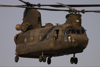 87-0100 - USA - Army Boeing CH-47D Chinook