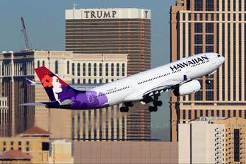 N382HA - Hawaiian Airlines Airbus A330-200