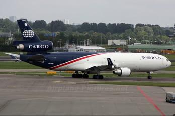N279WA - World Airways McDonnell Douglas MD-11F