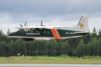 OH-MVN - Finland - Border Guard Dornier Do.228