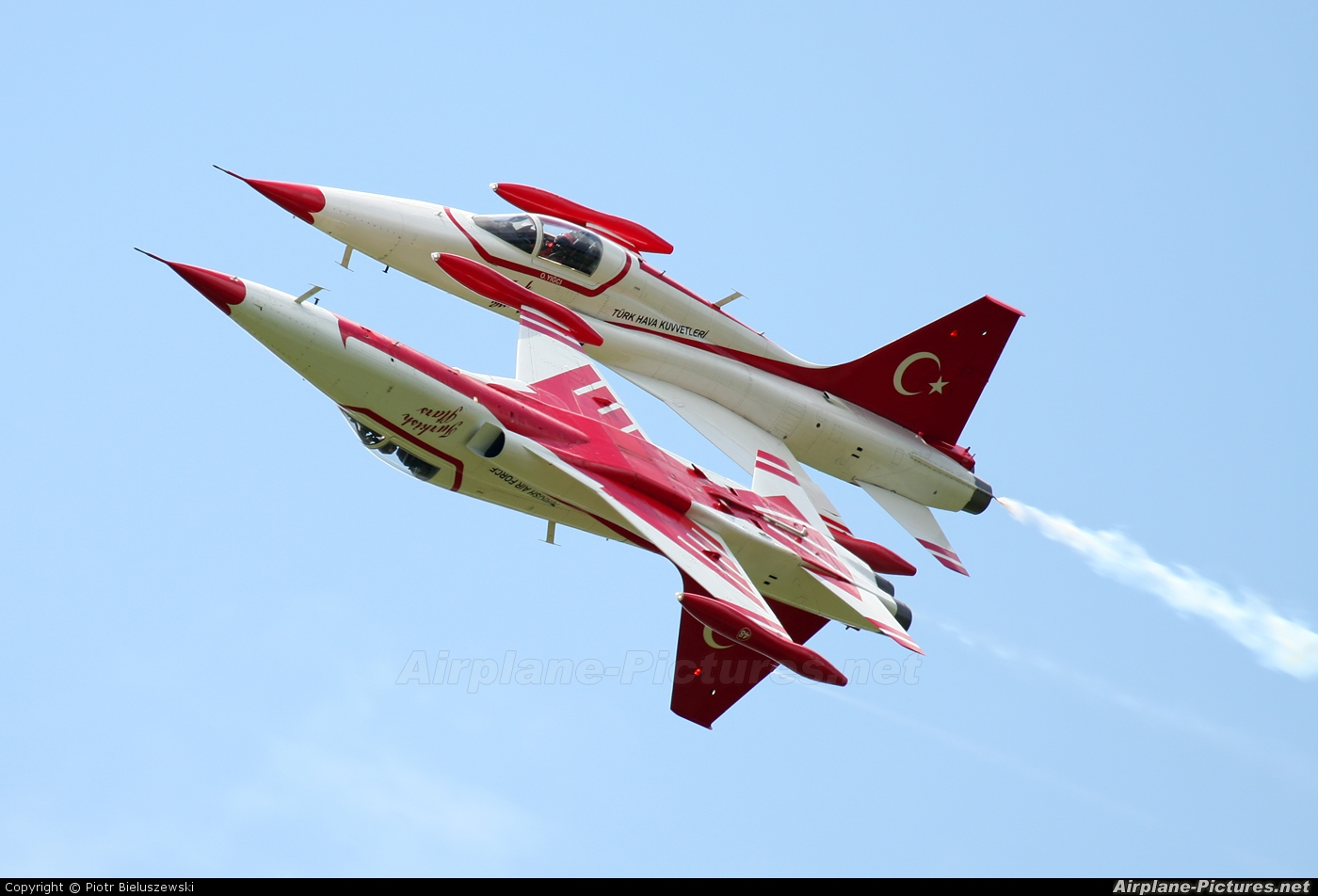 Turkey - Air Force : Turkish Stars 71-3048 aircraft at Zeltweg