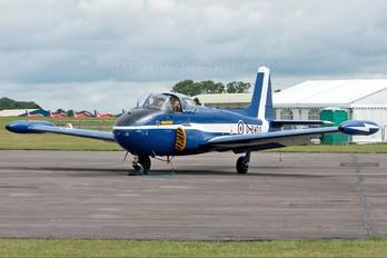G-BWDS - Aviation Heritage BAC Jet Provost T.3 / 3A